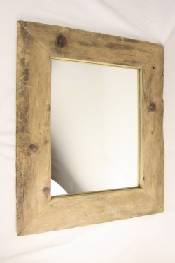 Treibholz spiegel for Treibholz bilderrahmen