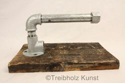 Industrie Look Klorollenhalter retro