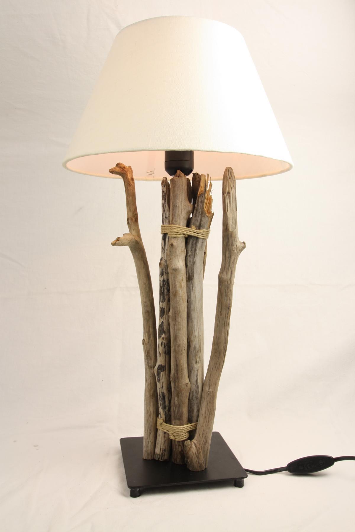 treibholz lampe einmalige treibholz lampen treibholz. Black Bedroom Furniture Sets. Home Design Ideas