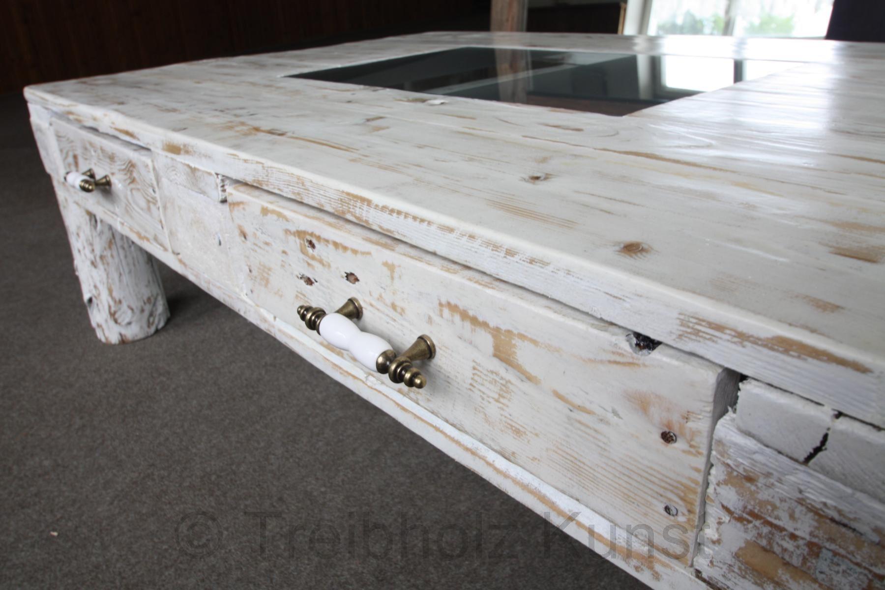 design treibholz paletten tisch. Black Bedroom Furniture Sets. Home Design Ideas
