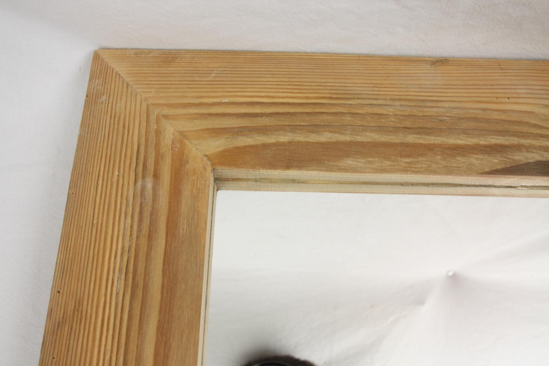 Treibholz spiegel for Rustikaler spiegel
