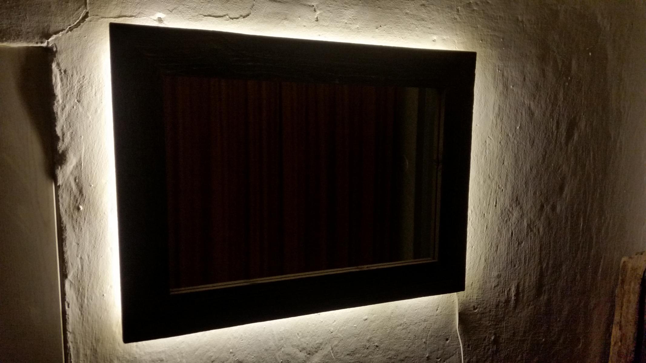 altholz spiegel spiegel aus. Black Bedroom Furniture Sets. Home Design Ideas