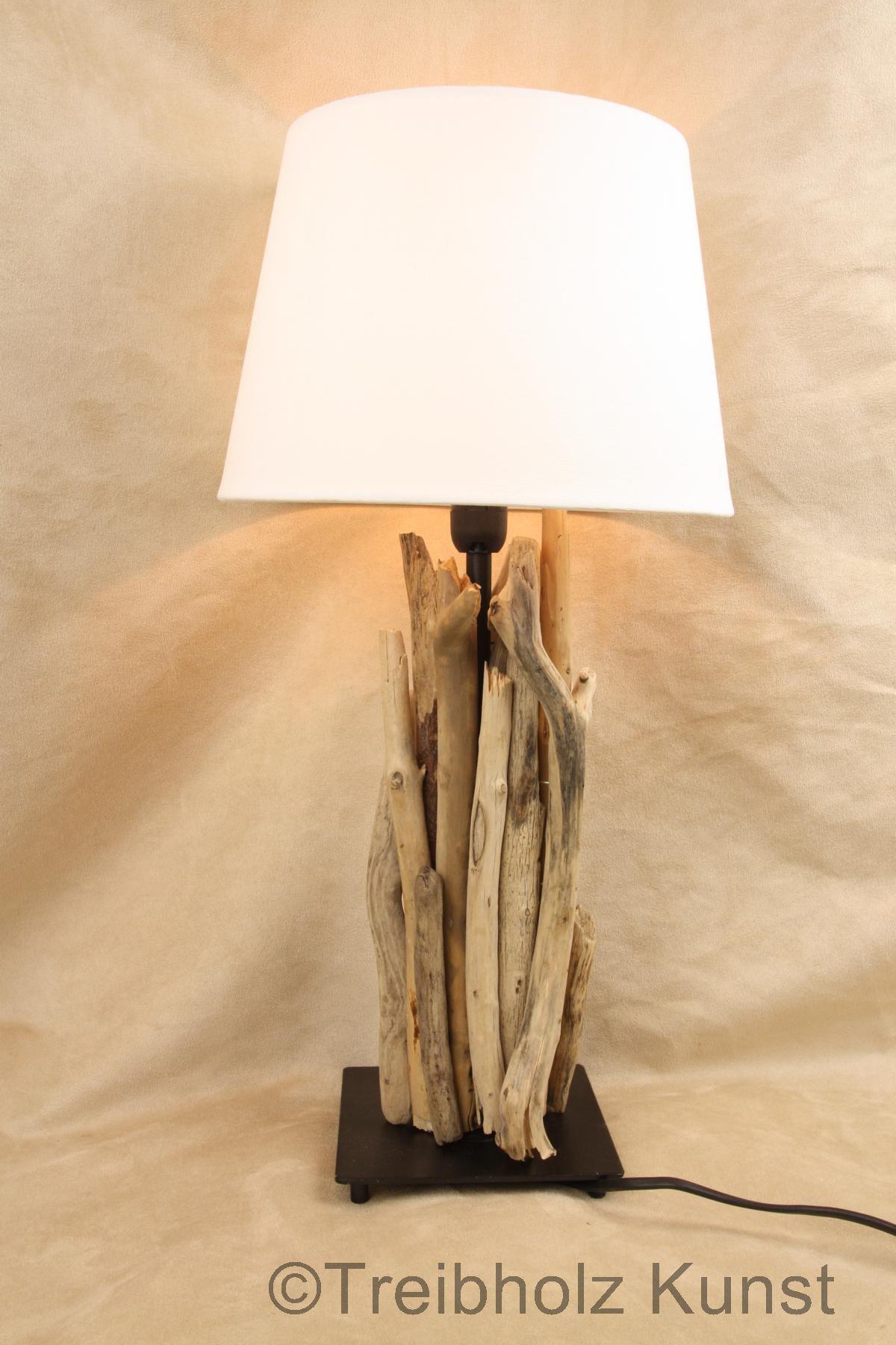 Lampe Nirvana Aus Treibholz