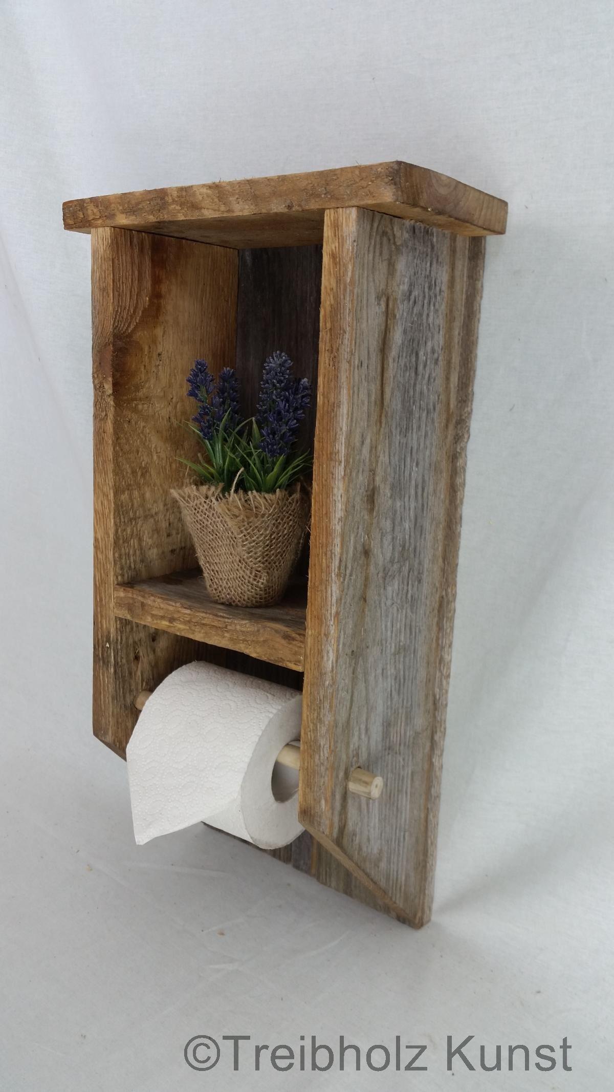 klorollenspender klopapierspender rustikal. Black Bedroom Furniture Sets. Home Design Ideas