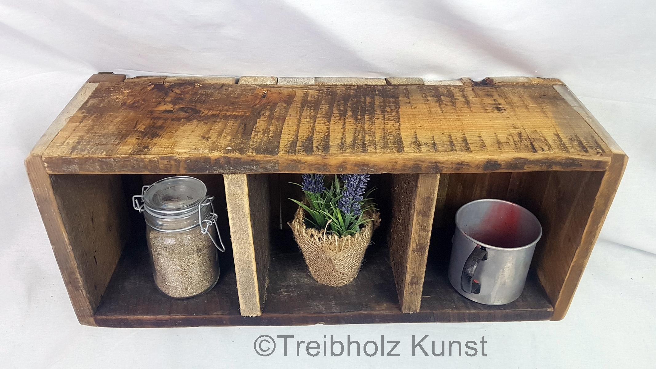 Design Regal Treibholz