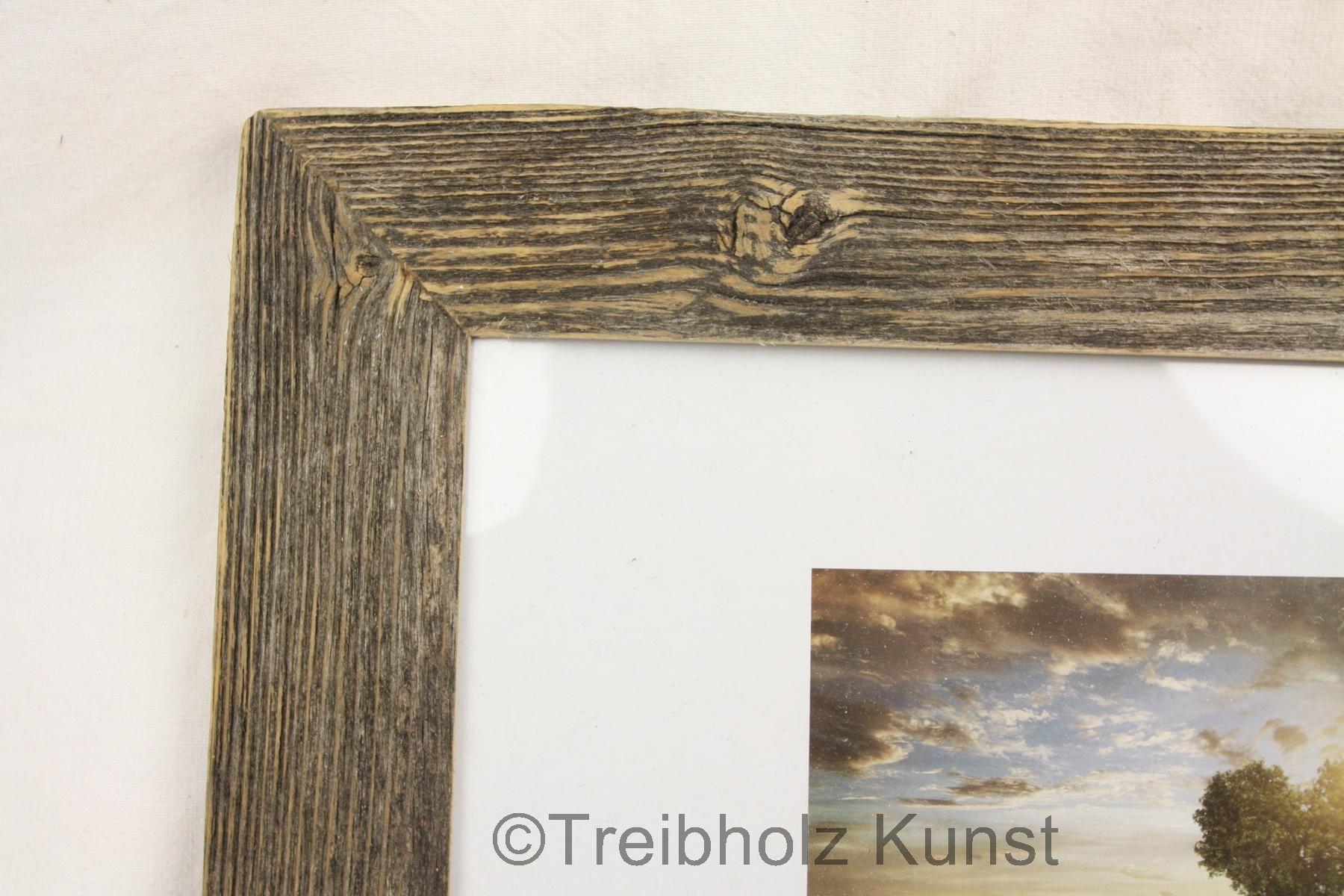 Schön Treibholz Rahmen Galerie - Benutzerdefinierte Bilderrahmen ...