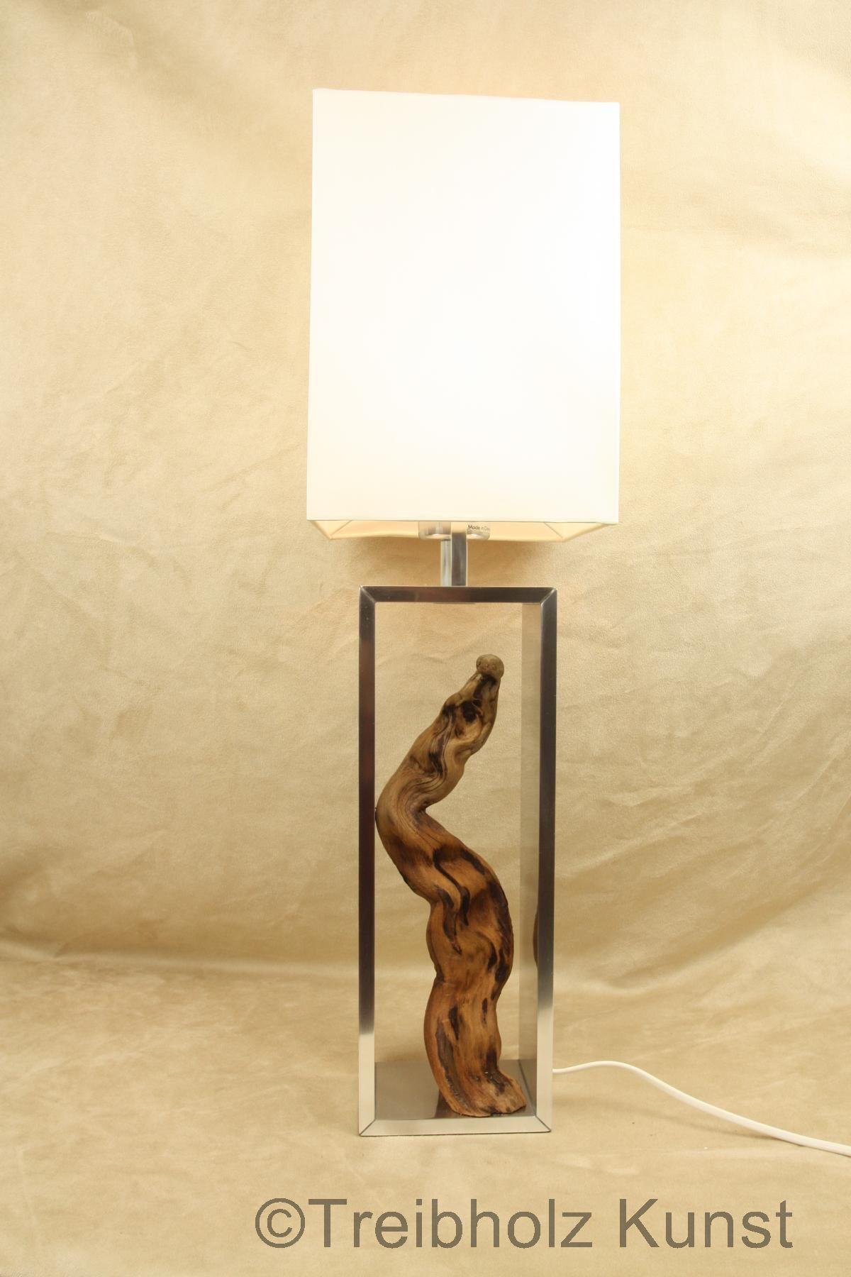 Einmalige treibholz lampen for Designer lampen wohnzimmer