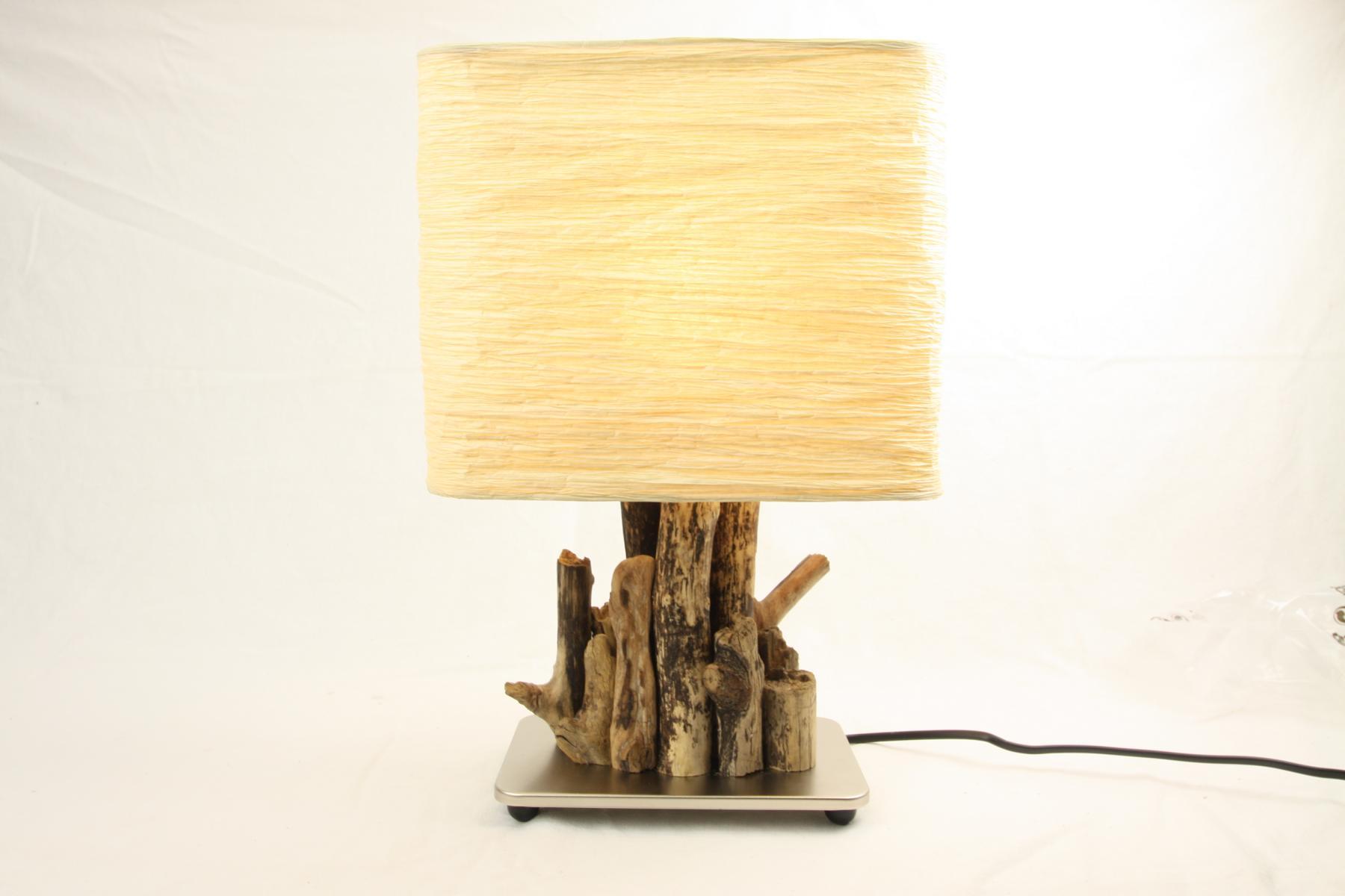 einmalige treibholz lampen schwemmholz lampen. Black Bedroom Furniture Sets. Home Design Ideas