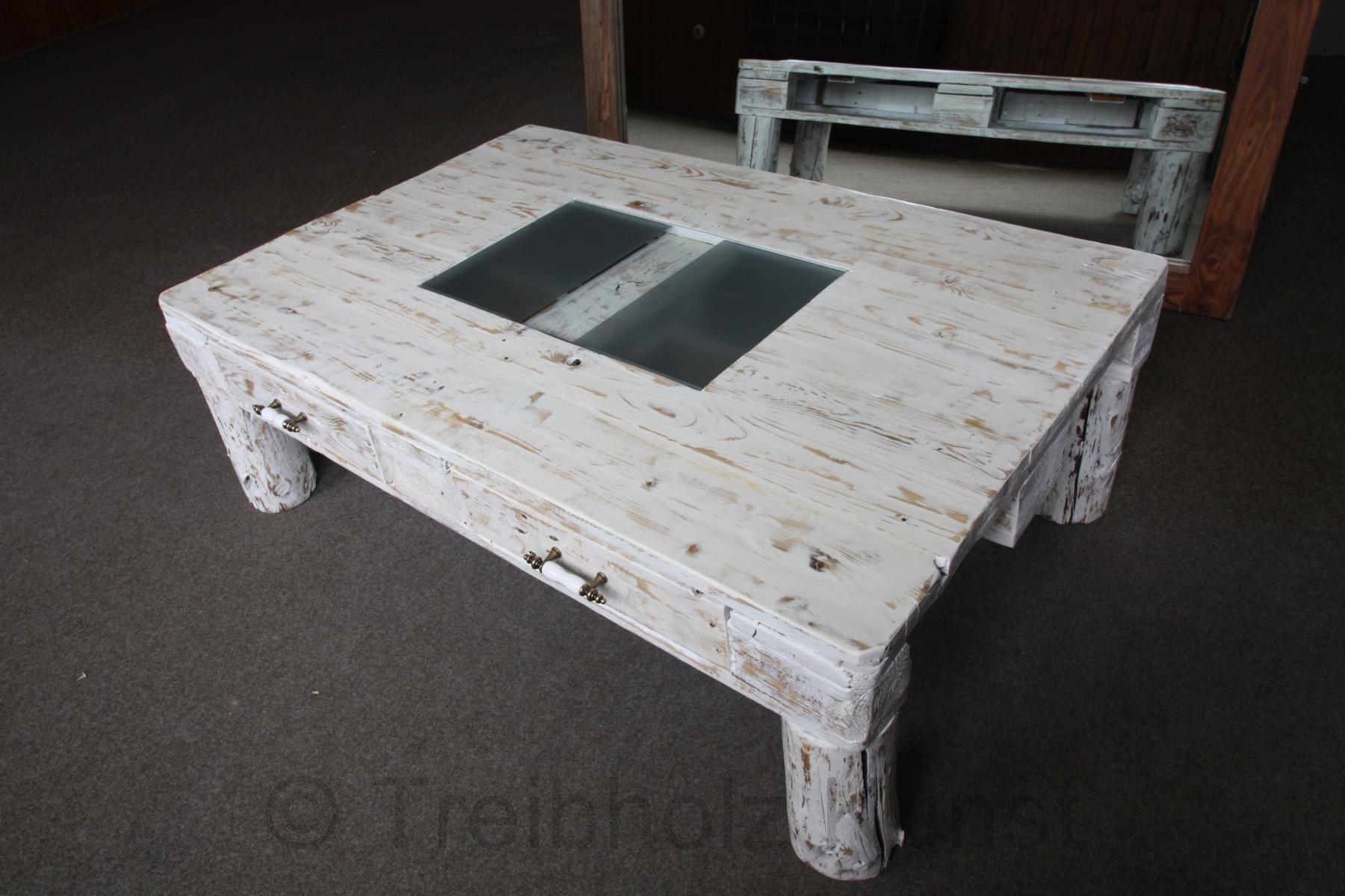 treibholz paletten design tisch. Black Bedroom Furniture Sets. Home Design Ideas