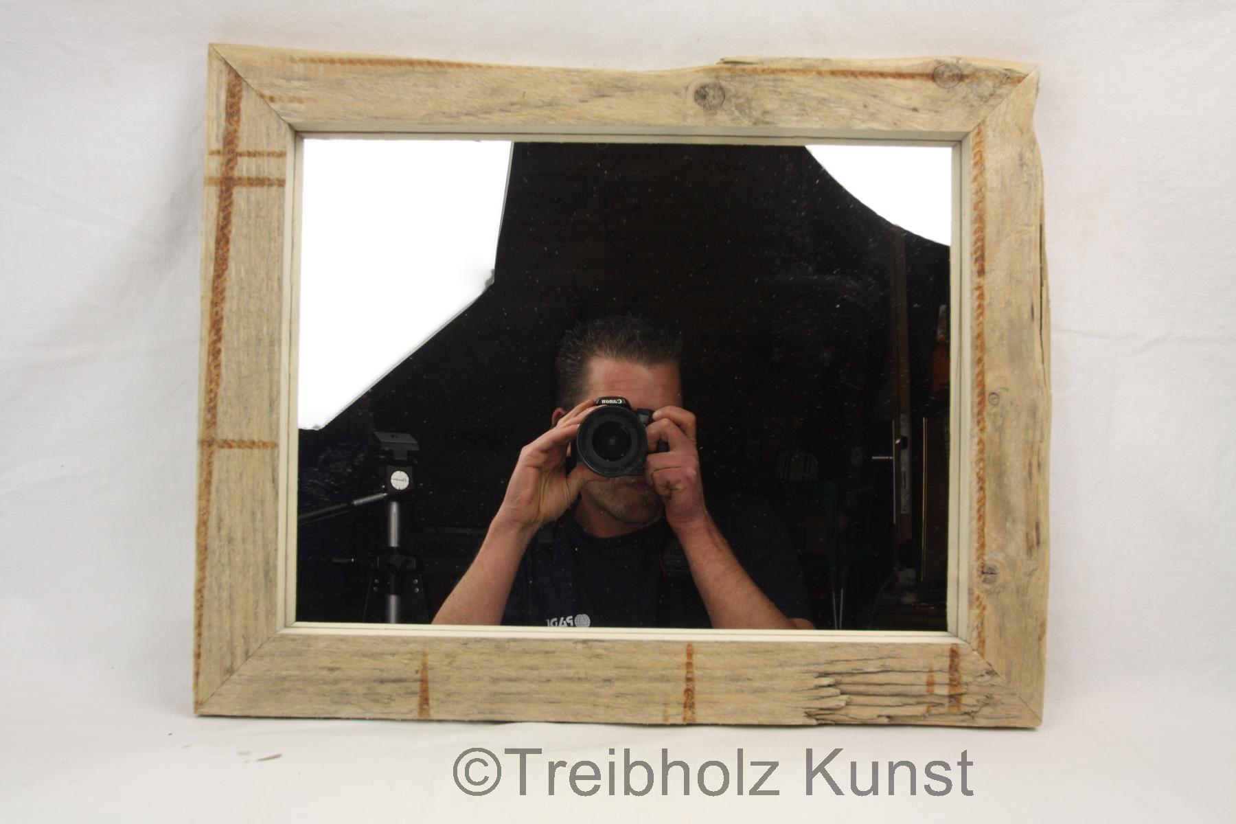 Altholz spiegel online kaufen - Rustikaler spiegel ...