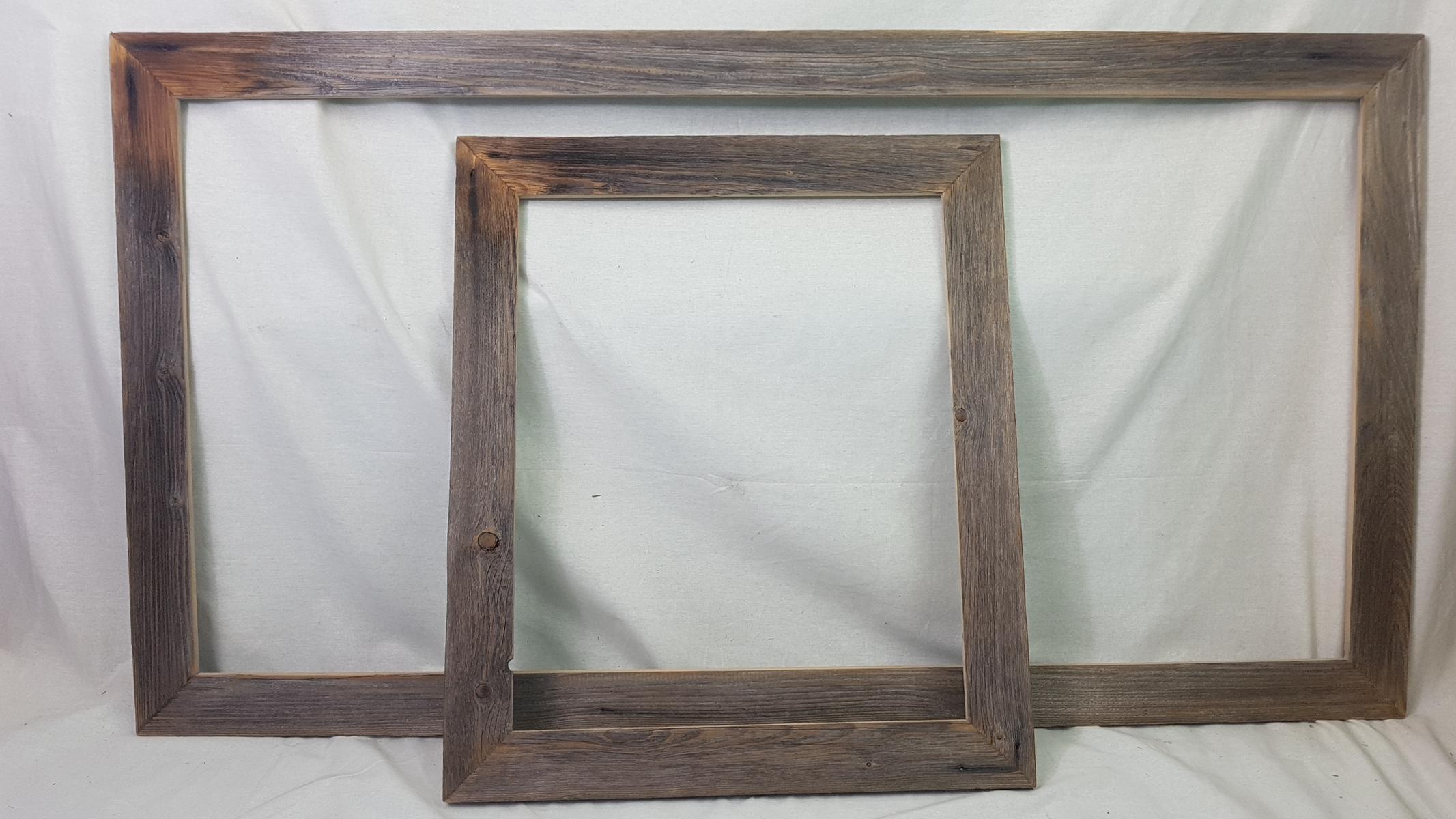 Großartig Holz Spiegelrahmen Fotos - Benutzerdefinierte Bilderrahmen ...